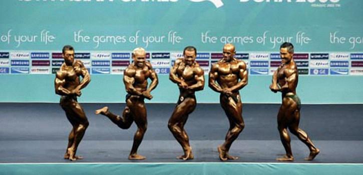 قهرمان چهارم المپیک آسیایی ۲۰۰۶ دوحه قطر